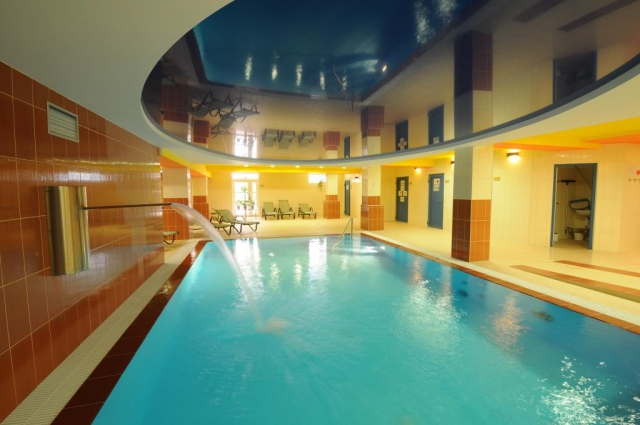 Wellness resort hotel Energetic – wellness centrum