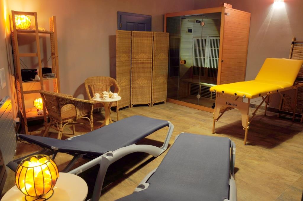 Aby váš pobyt u nás byl opravdu příjemný, nenechte si ujít návštěvu našeho zbrusu nového wellness relaxačního centra, které je k dispozici hostům Family hotelu Rilancio. Foto Family hotel Rilancio