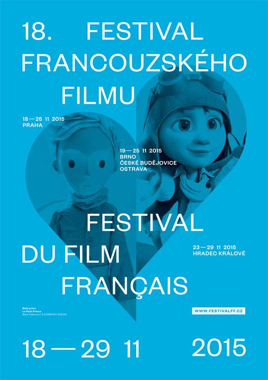 Zveme vás na 18. ročník Festivalu francouzského filmu, který proběhne od 18. do 29. listopadu v osmi kinech pěti měst České republiky včetně Prahy. Na filmové lahůdky se můžete těšit v kinech Světozor, Lucerna, Kino 35 a Cinestar Anděl.