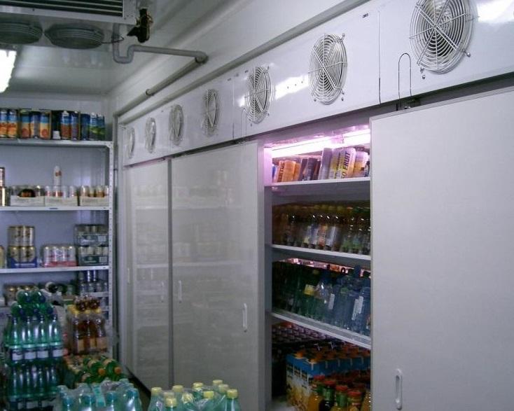 Firma Furka provádí dodávky a montáže chlazení průmyslových kapalin, chladících technologií pro chladírny a mrazírny, foto Pavel Furka
