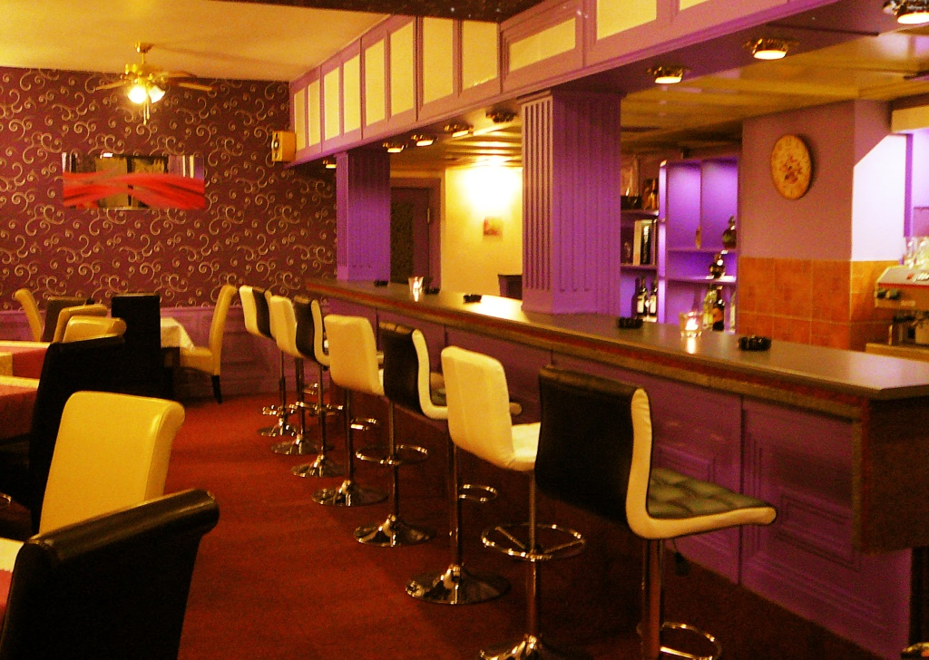 Kavárna v Grand Luxury Hotelu Trutnov, foto Grand Luxury Hotel