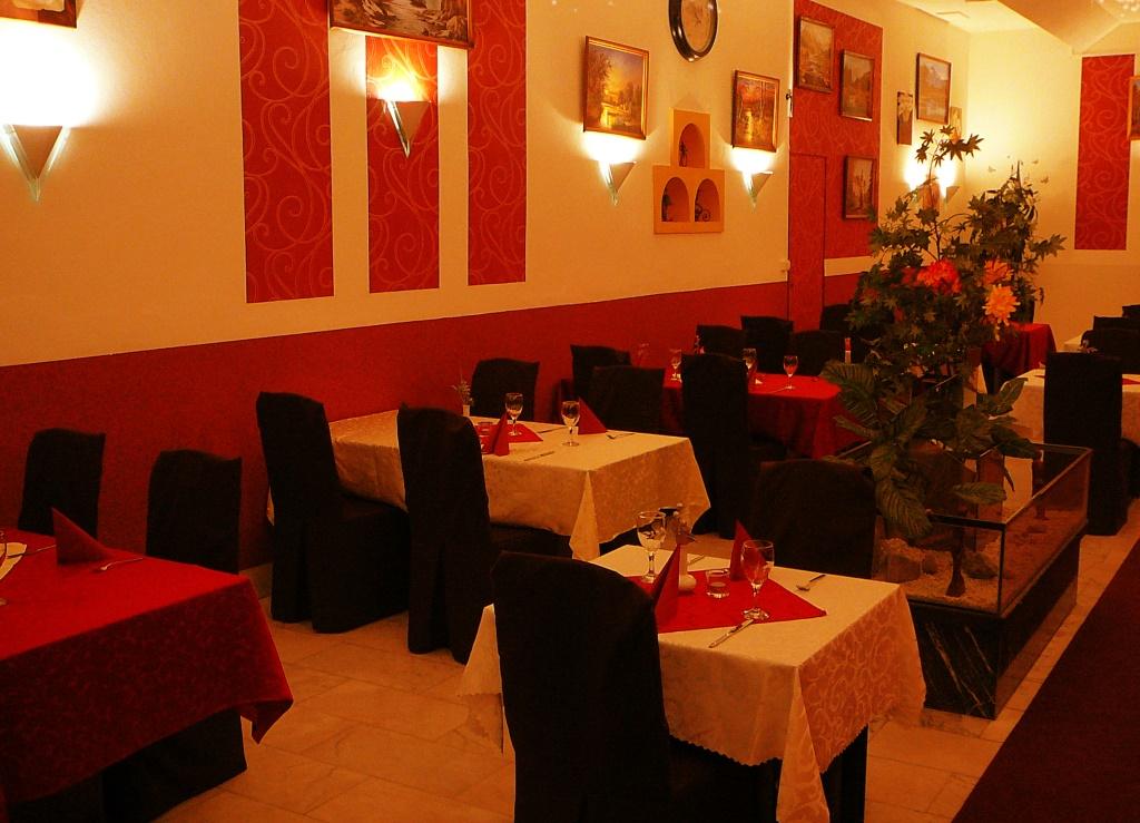 Restaurace v Grand Luxury Hotelu Trutnov, foto Grand Luxury Hotel