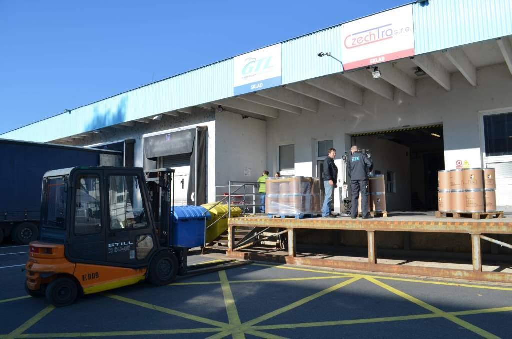Mezinárodní doprava a logistika GTL