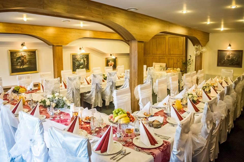 Golemův restaurant Praha 8 - ideální místo pro Váš svatební den