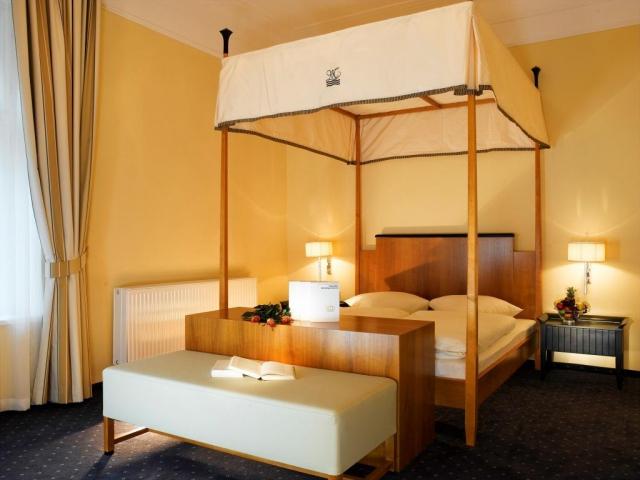 Luxusní ubytování Mariánské Lázně