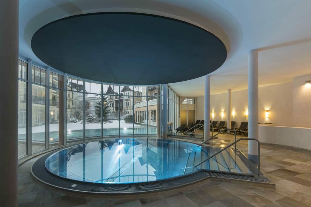Acquapura SPA & MED - Falkensteiner Hotel Grand MedSpa Marienbad