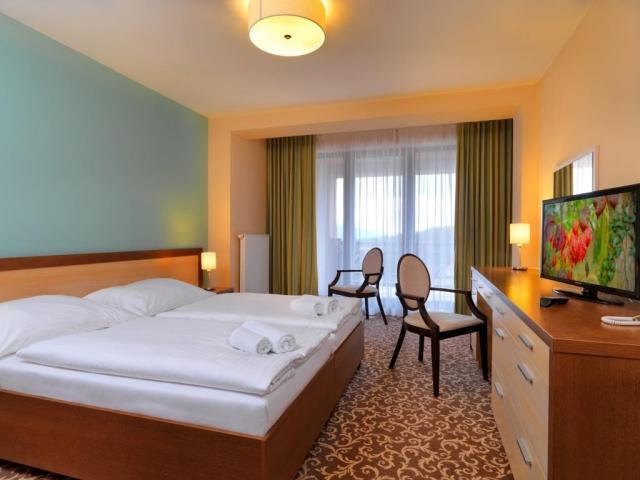 Pohodlné a moderní ubytování v hotelu Green