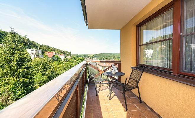 Hotel Rezidence Ambra - kvalitní ubytování Luhačovice
