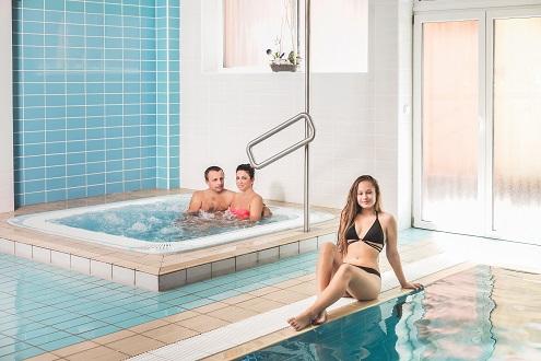HOTEL AMBRA - hotelové wellness oddělení