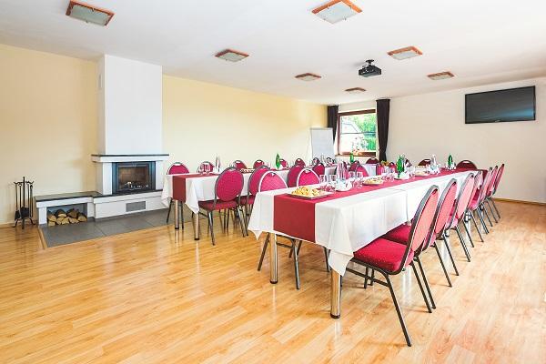 Konference, firemní akce v Hotelu Ambra