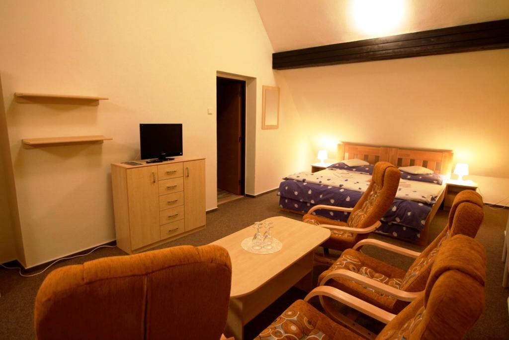Tříhvězdičkový horský hotel Andromeda nabízí stylové ubytování na Ramzové v Jeseníkách o kapacitě 55 lůžek ve 2, 3, 4 lůžkových pokojích a apartmá. Foto hotel Andromeda