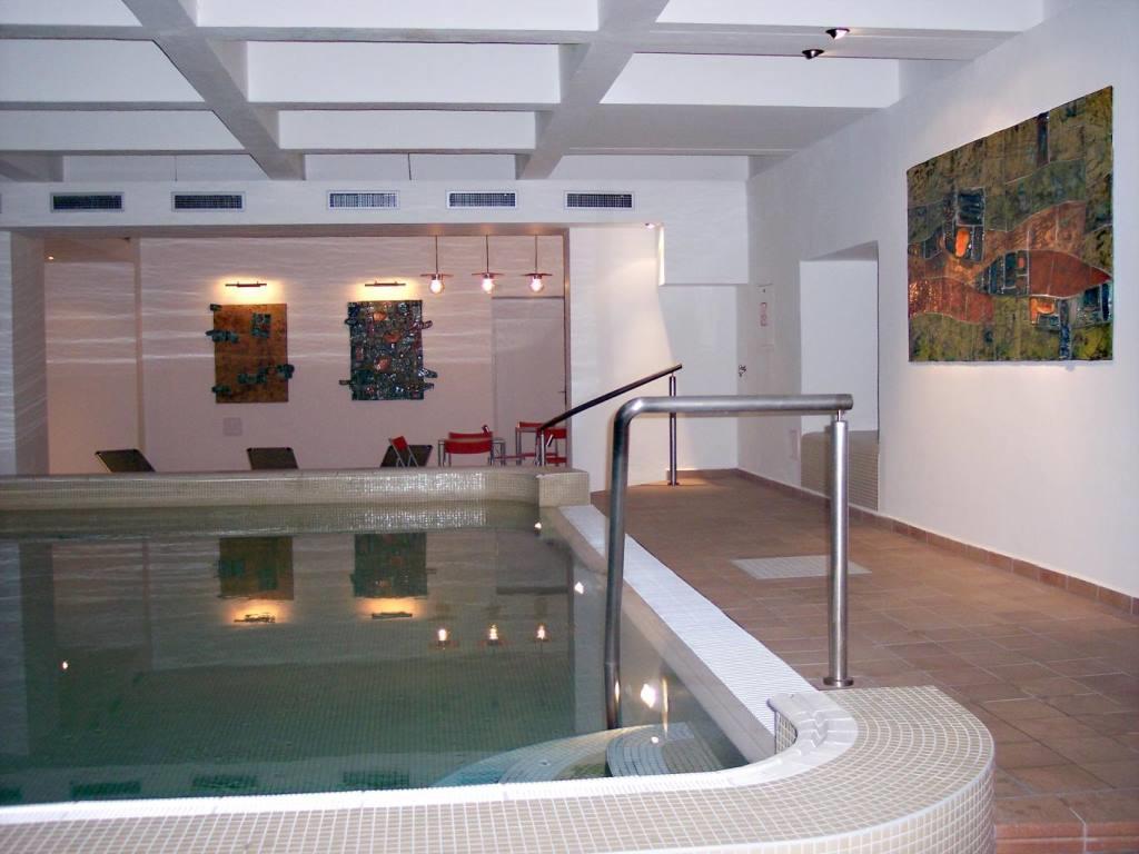 Wellness hotel Centrál - wellness centrum