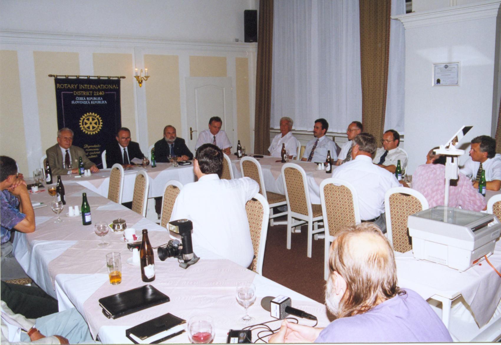Wellness hotel Centrál - konference, firemní akce a školení