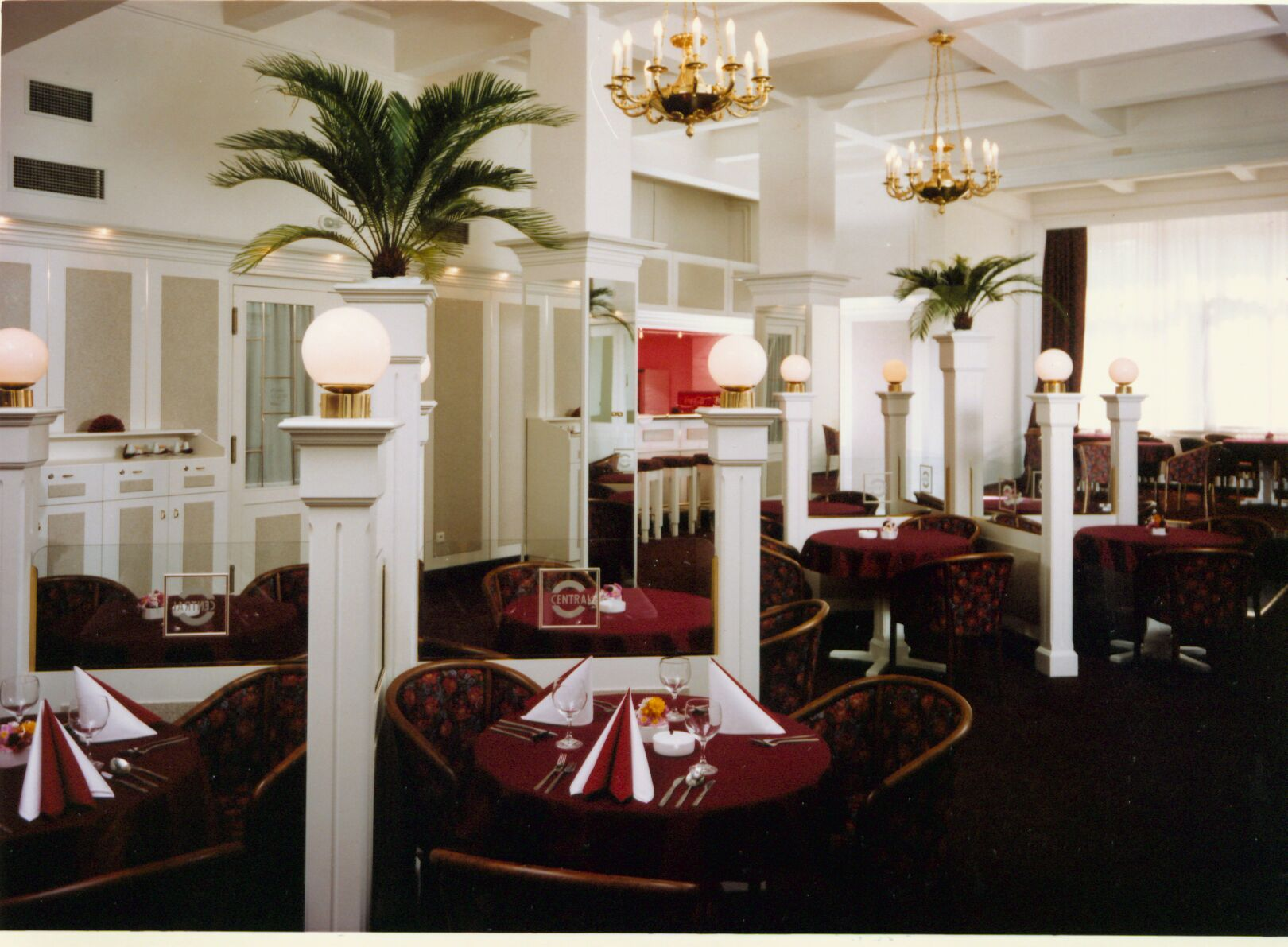 Wellness hotel Centrál - bar