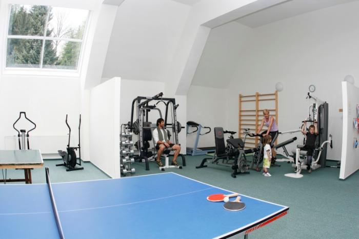 Wellness hotel Diana nabízí sportovní aktivity, foto Wellness hotel Diana