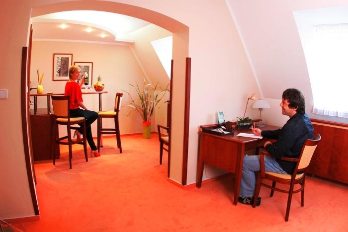 Wellness hotel Diana Velké Losiny nabízí kvalitní ubytování v Jeseníkách, foto Wellness hotel Diana