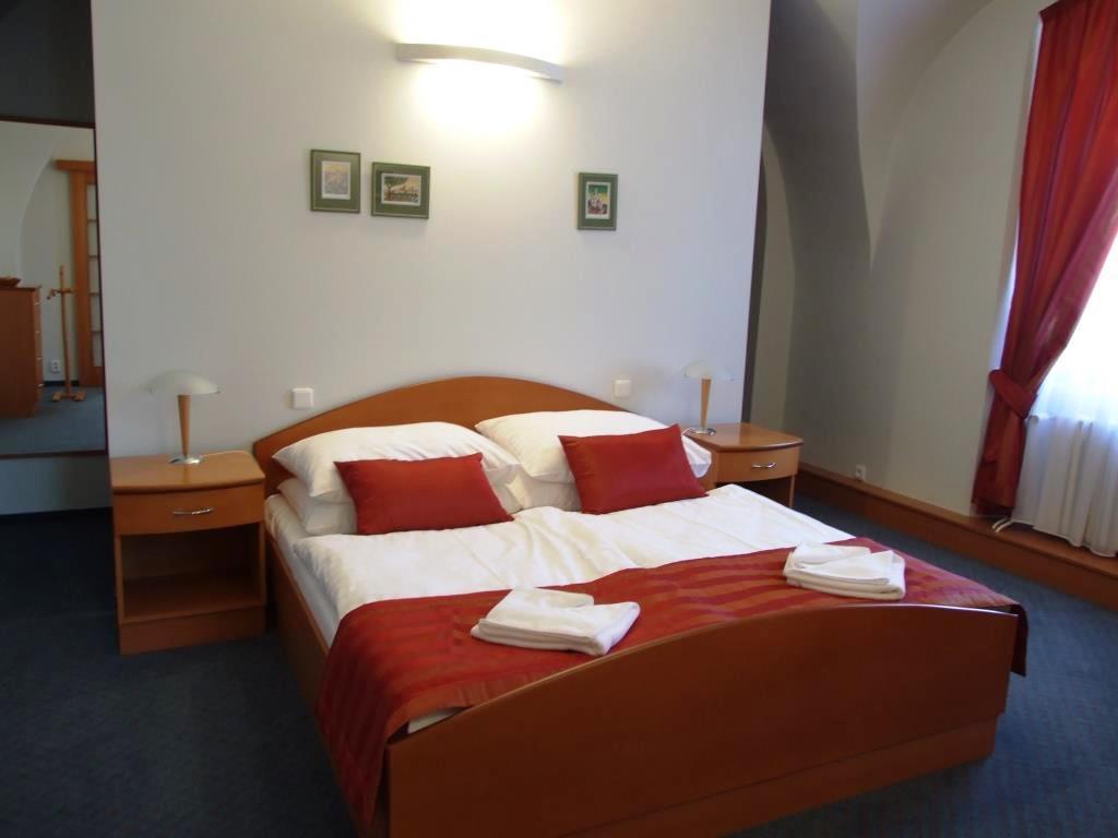 Ubytování v Hotelu Gustav Mahler, foto Hotel Gustav Mahler