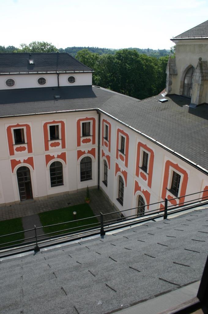 Pohled na Hotel Gustav Mahler, foto Hotel Gustav Mahler