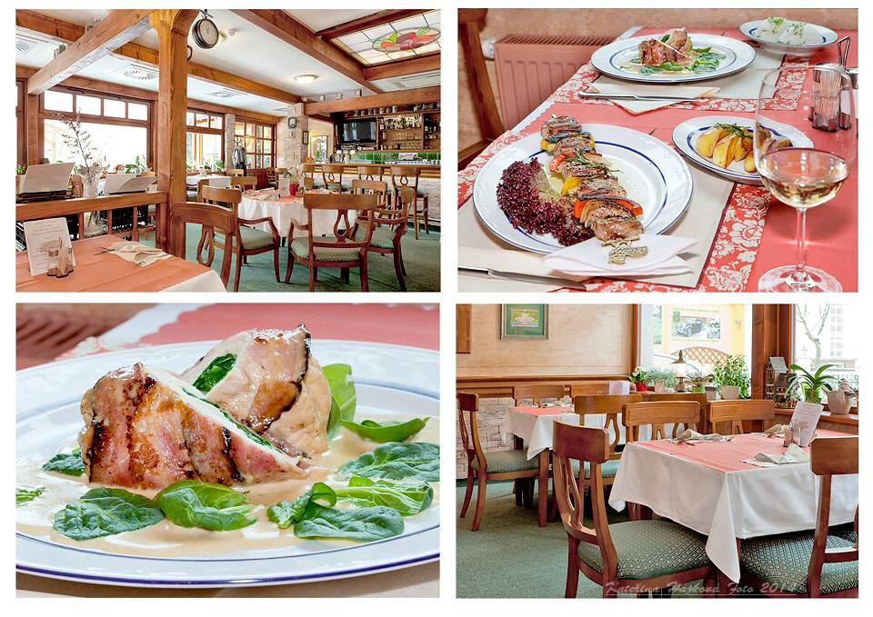Wellness Hotel Ida - gastronomie. Foto Wellness Hotel Ida