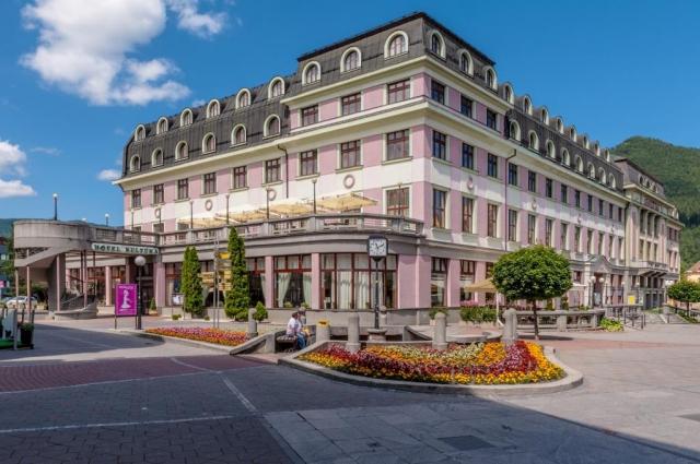 Už nemusíte hledat! V Hotelu Kultura*** v regionu Liptova najdete vše potřebné a ještě něco navíc.