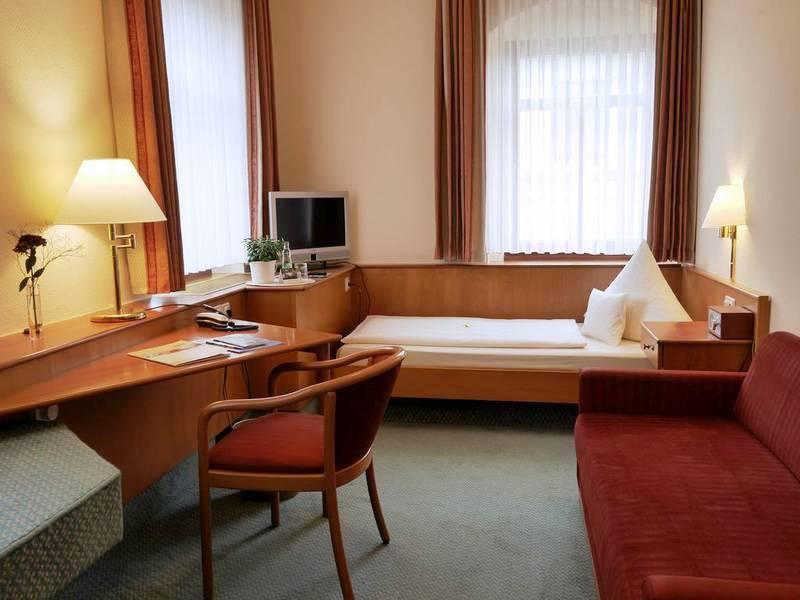 Hotel Martha Dresden – stylové ubytování v centru Drážďan