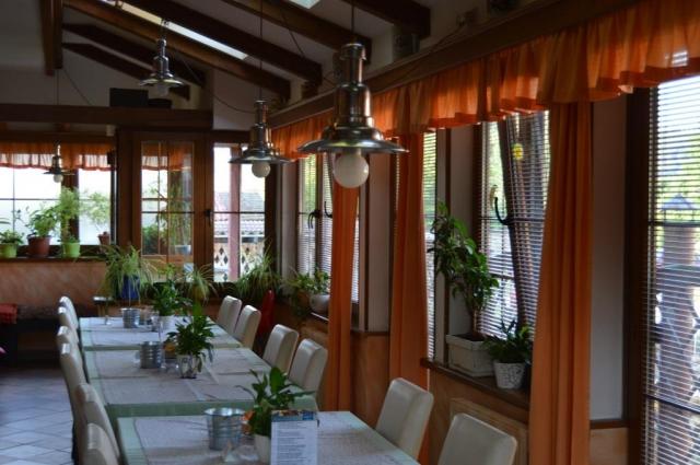 Hotel Maxant – gastronomie