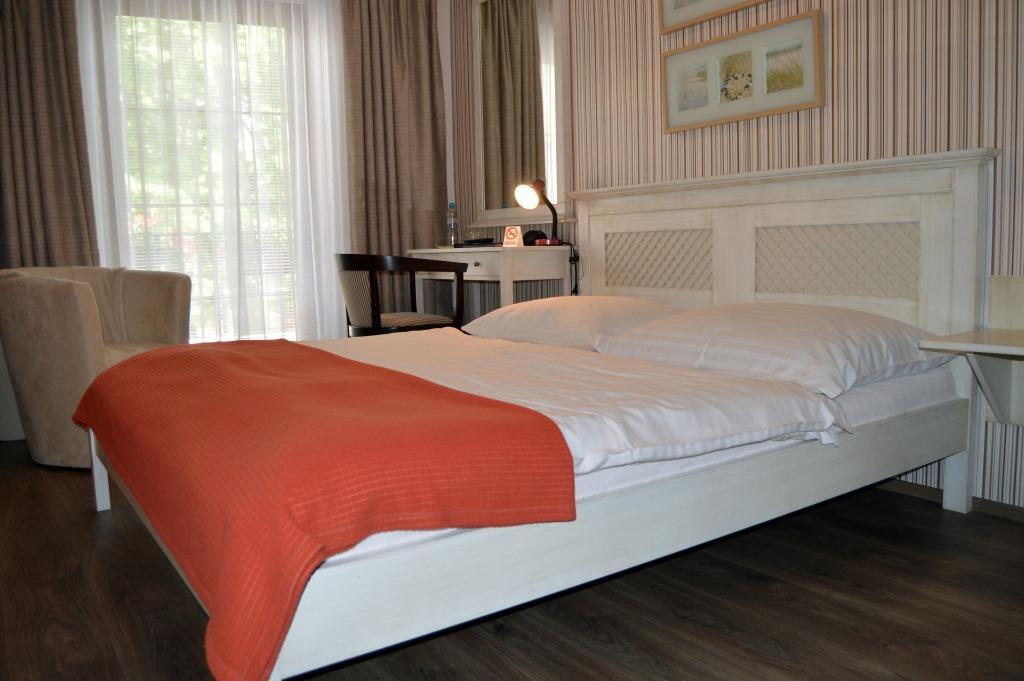 Užijte se komfortní ubytování na Lipně v jednolůžkovém, dvoulůžkovém či třílůžkovém pokoji nebo můžete zvolit rodinné apartmá se dvěma ložnicemi. Foto hotel Maxant