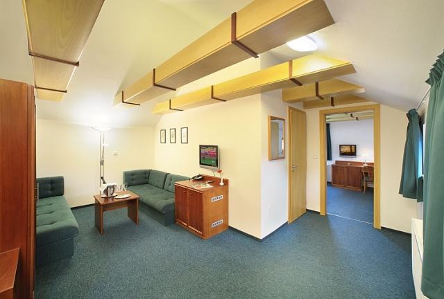 Ubytování v hotelu Mlýn, foto hotel Mlýn