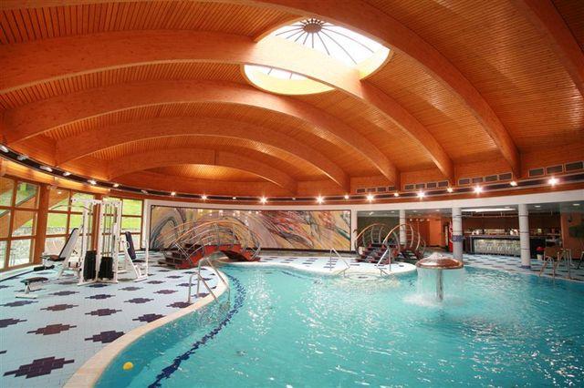 Wellness centrum v hotelu Nástup, foto hotel Nástup