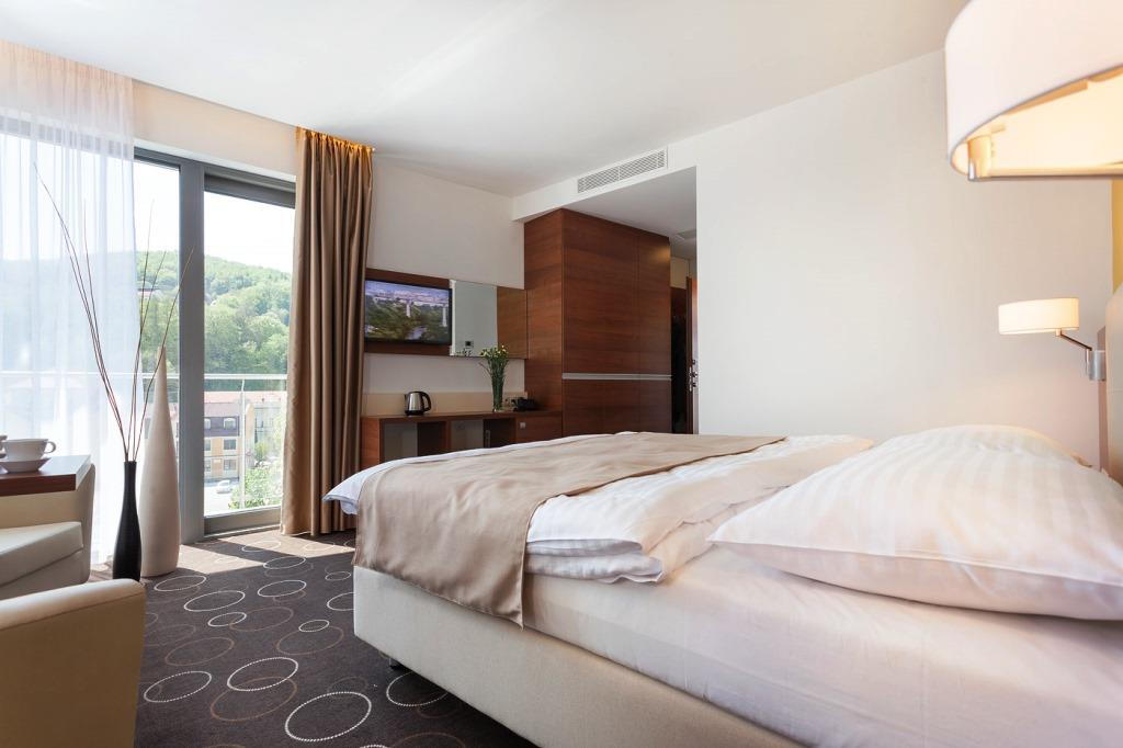 Wellness & Spa hotel Panorama – luxusní ubytování Trenčianske Teplice