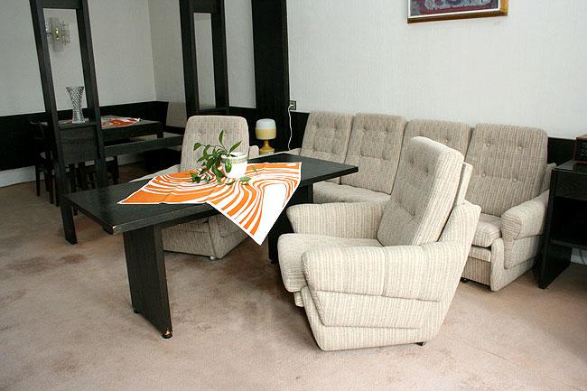 Hotel Polonia nabízí ubytování v 80 jednolůžkových, dvoulůžkových i třílůžkových pokojích nebo apartmánech. Foto hotel Polonia