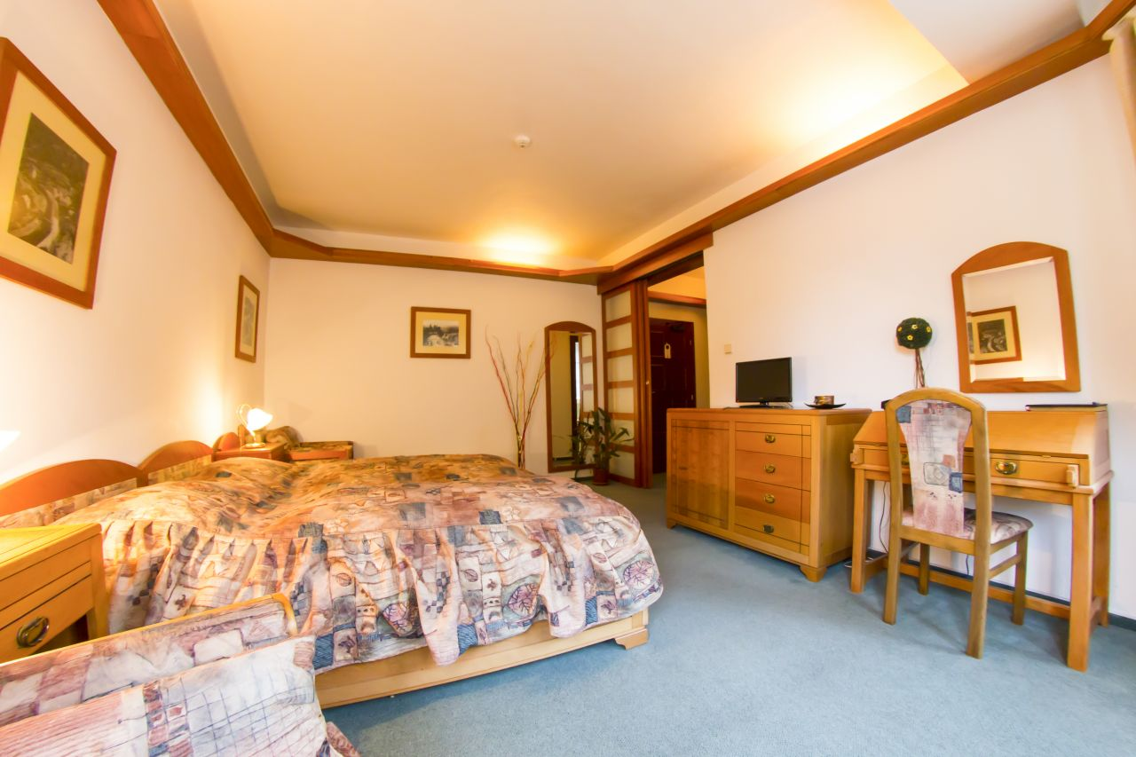 Hotel Praha - luxusní ubytování Hřensko