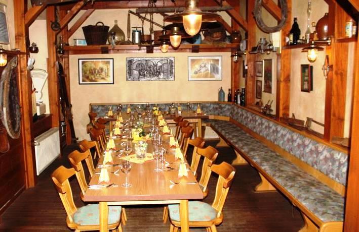 Hotel Riedel – gastronomie