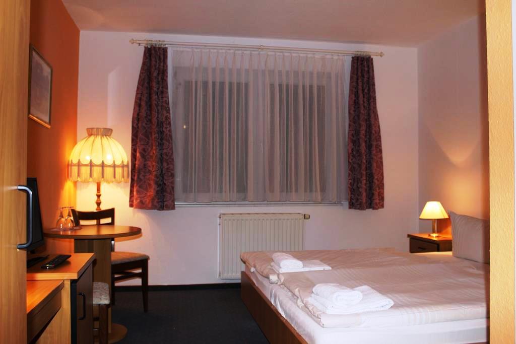 Hotel Riedel – komfortní ubytování Žitava