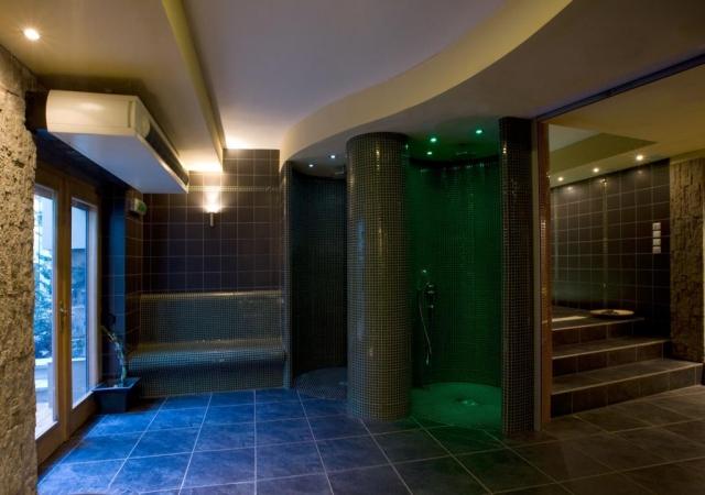 Wellness centrum v hotelu Rusava