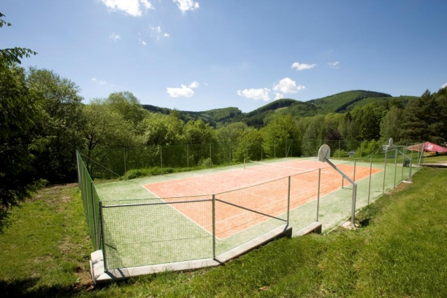 Sportovní a turistické vyžití – hotel Rusava