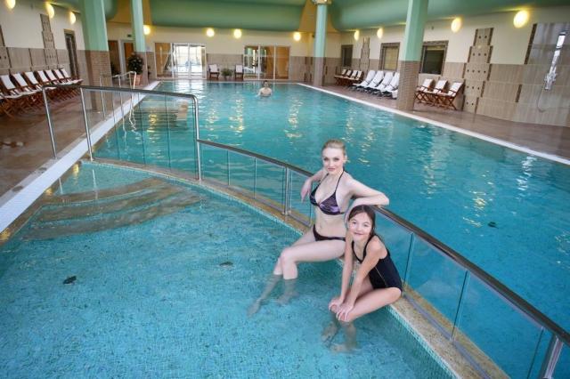 Hotel Savannah - wellness centrum