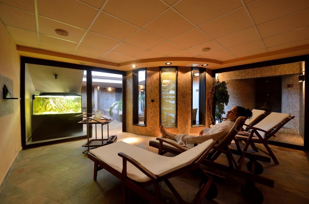 Hotel Silverine Lake Resort - wellness centrum