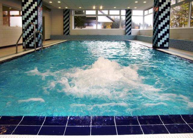 Odpočinek v hotelovém wellness