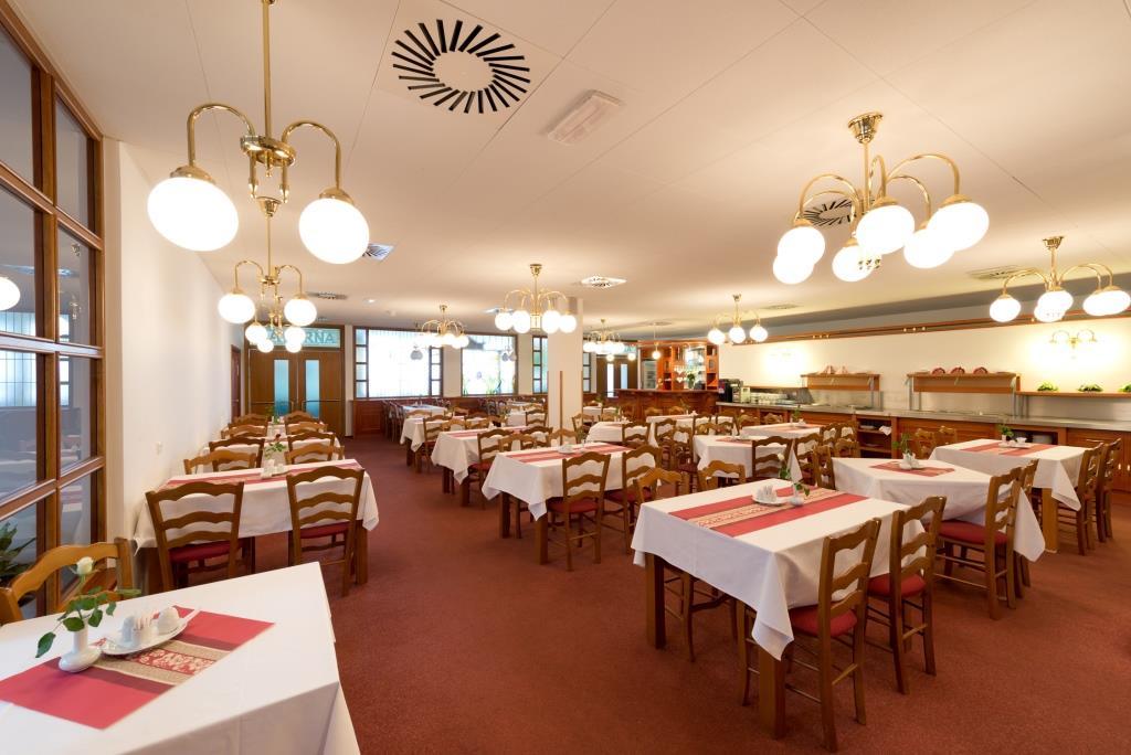 Restaurace v Hotelu Svratka