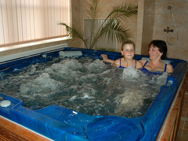 Wellness centrum v Hotelu TATRA & SPA Velké Karlovice, foto Hotel Tatra & SPA