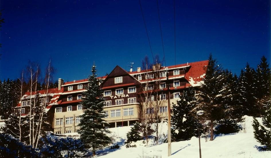 Hotel Tatra & SPA Velké Karlovice se nachází v krásném prostředí typické valašské obce Velké Karlovice, na pomezí Javorníků, Beskyd a Vsetínských vrchů, foto Hotel Tatra & SPA