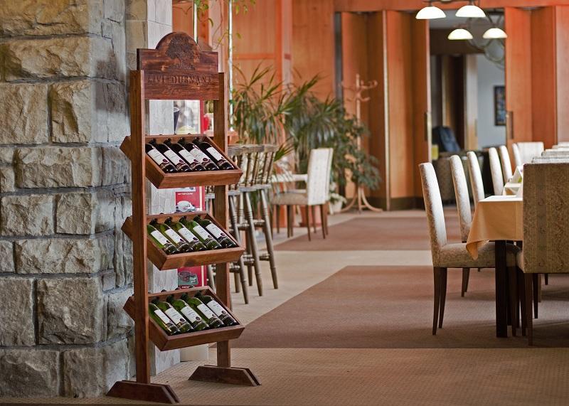 Hotel TATRA & SPA Velké Karlovice – restaurace, foto Hotel Tatra & SPA