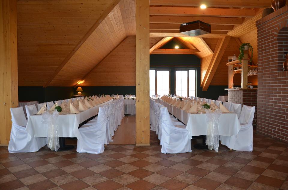 Hotel u Milína - společenské akce a svatby