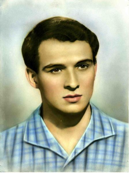 Jan Palach 11. 8. 1948 – 19. 1. 1969, foto Národní muzeum