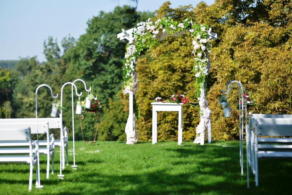 Zámek Karlova Koruna, svatby