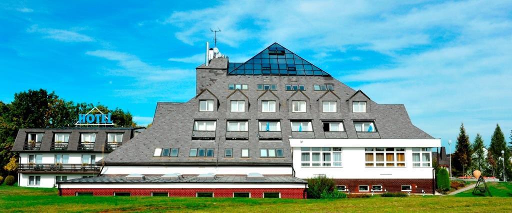 Lázeňský hotel Pyramida I Františkovy Lázně, foto Lázeňský hotel Pyramida