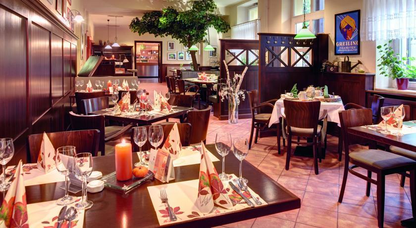 Hotel Lindenhof Bad Schandau - gastronomie