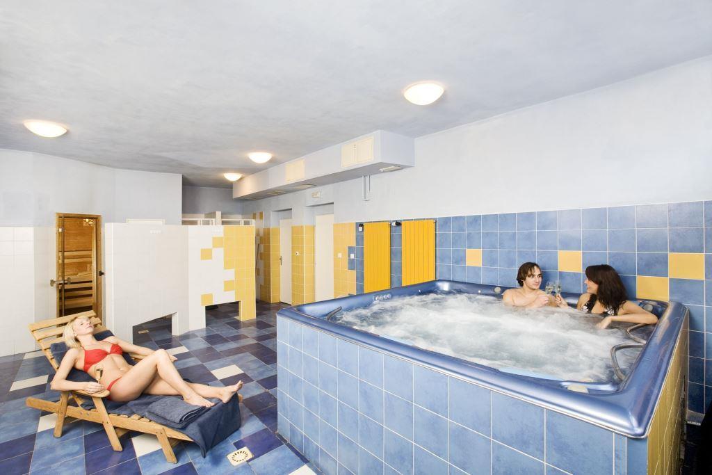 Vybavení pro sport i odpočinek – Oáza Říčany, foto Oáza Říčany