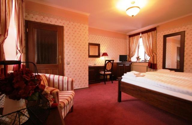 Hotel Octárna – ubytování v centru Kroměříže